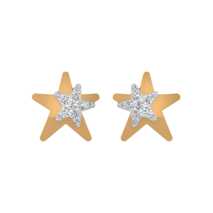 Repeat Retreat Diamond Stud Earrings