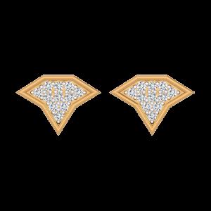 Maple Modify Stud Earrings