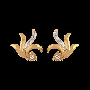 The Fabulous Diamond Stud Earrings