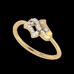 Stop A Moment Designer Diamond Ring