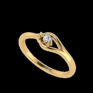 The A-quiver Diamond Ring