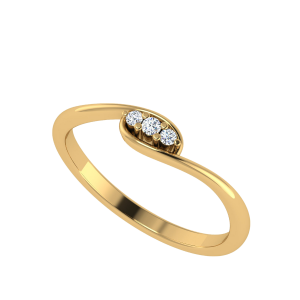 The Epoch Diamond Ring