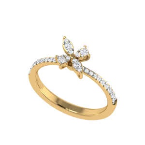 The Star Wish Designer Diamond Ring
