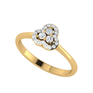 Stay Fancy Designer Diamond Ring