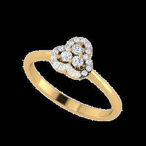 Stay Fancy Designer Diamond Ring