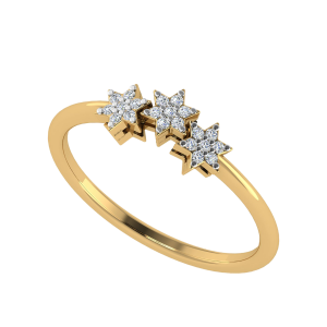 The Other Side of Stars Diamond Ring