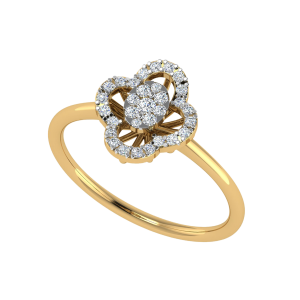 Love All Over Designer Diamond Ring