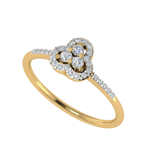 Stay Fancy Ever Designer Diamond Ring