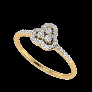 Stay Fancy Ever Designer Diamond Ring