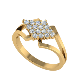The Life`s Seasons Designer Diamond Ring