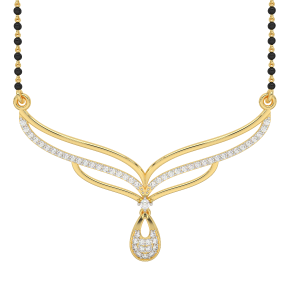 The Adorable Mangalsutra