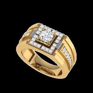 The Harold Men`s Diamond Ring