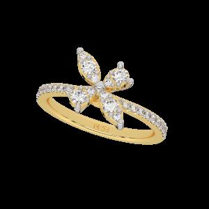 The Star Wish Designer Diamond Ring