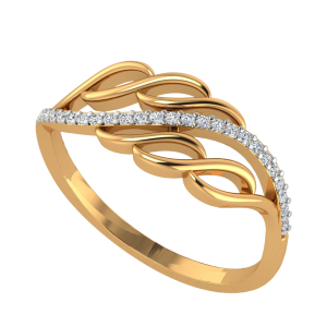 The Epiphany Diamond Ring