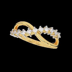 The Spindrift Diamond Ring