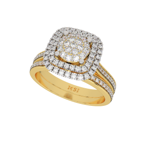 The Solitaire Odyessey Gold Diamond Solitaire Ring