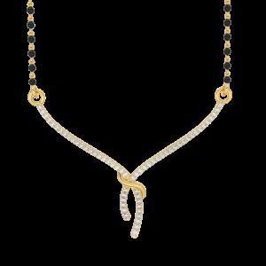 The Eternal Knot Mangalsutra