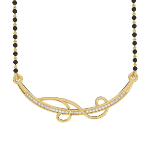 Be All Smiles Mangalsutra