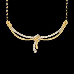 The Auspicious Knot Mangalsutra