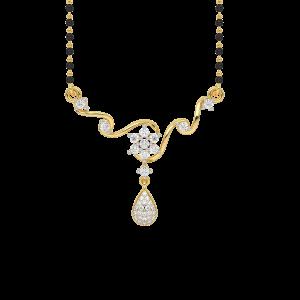 Golden Assemblage Mangalsutra