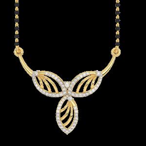 Golden Demure Mangalsutra